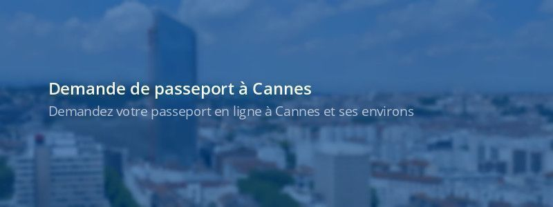 Service passeport Cannes